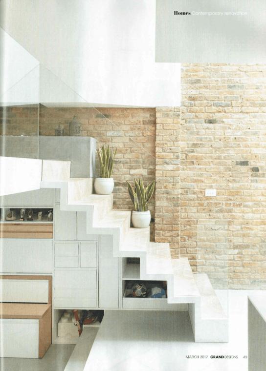 Scenario House featured in Grand Designs | Scenario Architecture